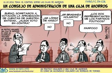 Divisa de los políticos españoles