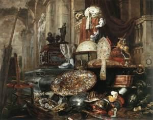 Vanidad Pieter Boel 1663