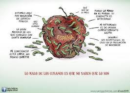gusanos España