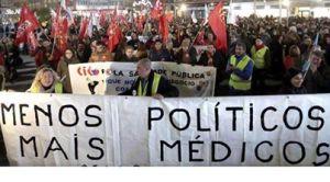 menos politicos mas medicos
