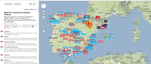 Mapa de la corrupcion en España2